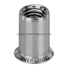 SS304 316 stainless steel Countersunk head round body rivet nuts