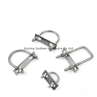 custom stainless steel u bolts for boats