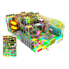 Candy Themed Amusement Park Small Kids Indoor Playground Equipment