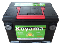 High starting performance Good Quality BCI Standard SMF Car Battery 78-70 12V 70AH
