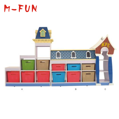 Toys Cabinet for Toddlers
