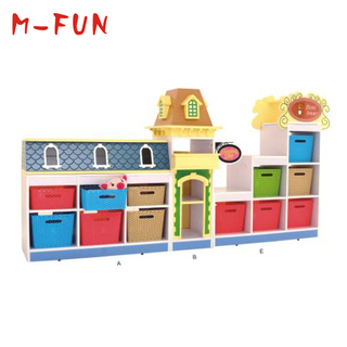 Toys Cabinet & Boxes