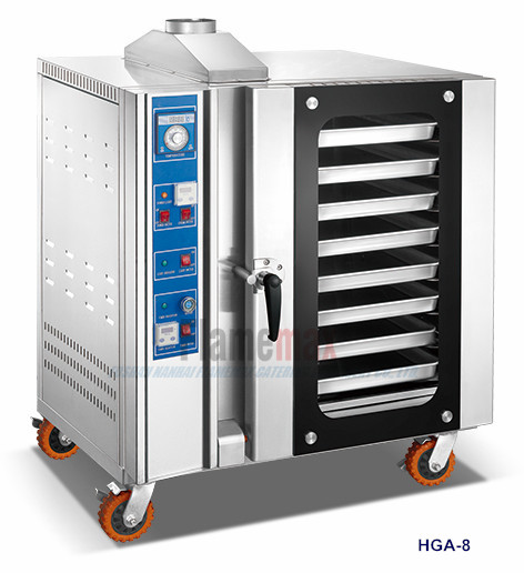 Extraordinary Quality Commercial Gas Convection Oven from Flamemax