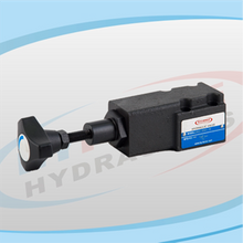 DG/DT Series Direct Operated Relief Valves