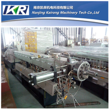 Twin Screw Extruder Machine Bio Degradable Pellets For Film Blowing/Plastic compound granulating machine production line