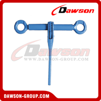 G100 Ratchet Binder Without Links And Hooks, Grade 100 Load Binder for Lashing