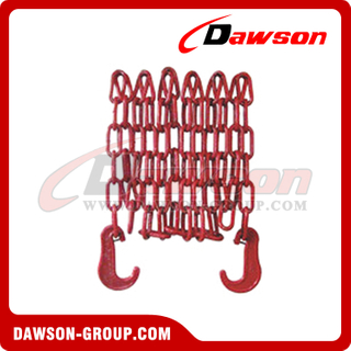 G80 / Grade 80 Alloy Steel Forged Chain Lashing