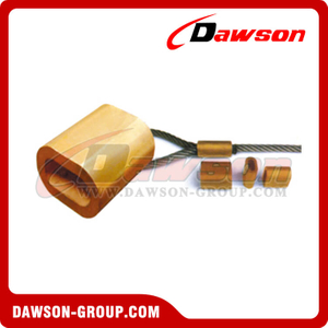 Wire Rope Copper Ferrules
