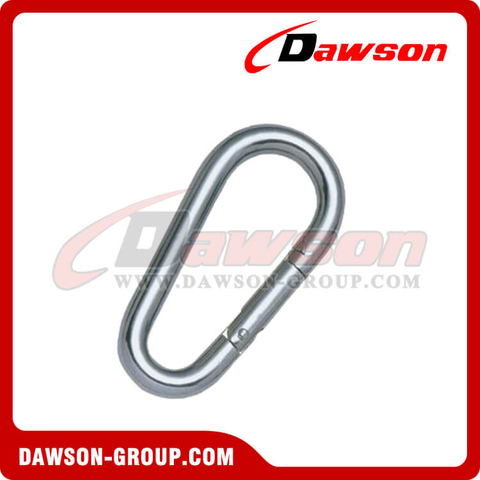 Stainless Steel Egg Type Snap Hook DIN5299 Form B