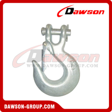 G70 and G43 Forged Clevis Slip Hook with Latch for Lashing