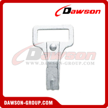 Zinc Plated Hook Buckle