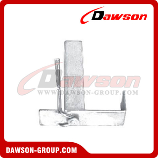 DS-B024 Toe End Clip End Toe Board Clip