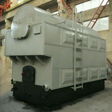 Industrial Used Chinese Fixed Grate Wood Fired Steam Boiler