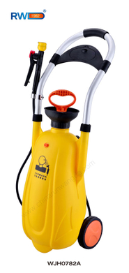 Safety Equipment Portable Press-Wash Skin & Eye Wash