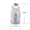 1000ml Glass Juice Bottle