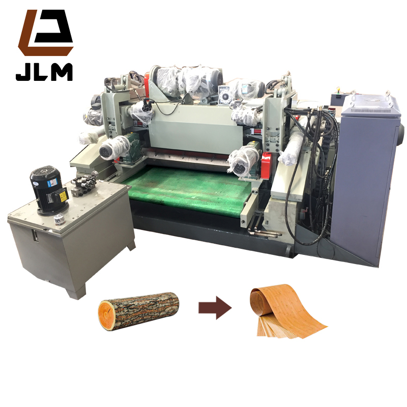 4 Feet Plywood Machine for Veneer Peeling