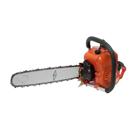 Large power chain saw JYD85