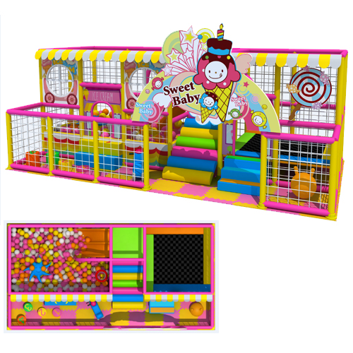 Maze Game For Kids Indoor Playground from China manufacturer