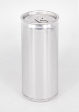 The greenest beverage packaging aluminum cans slim 250 ml two- piece aluminum beverage can industry