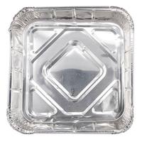 Aluminum Container Foil 3003 H24 Semirigid for Food Packaging