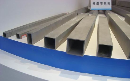 AISI 304 Seamless Stainless Steel Square Pipe