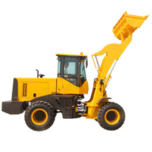 2 Ton Wheel Loader with 1.2 Cbm Bucket