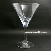 good quality crystal cocktail glass cup martini drinking cup