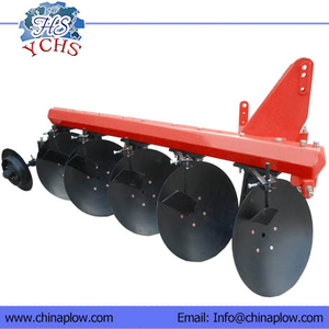 Five Disc Plough