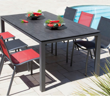 Brikley Compact Laminate Outdoor Table
