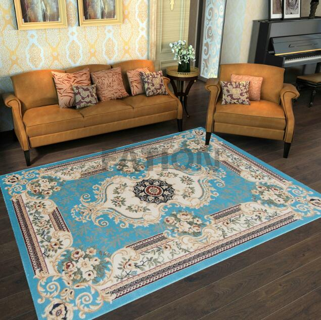 Fashion Traditional Living Room Area Carpet Rug