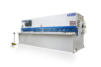 QC12K-4X3200 Hydraulic sheet shearing machine, china sheet cutter supplier
