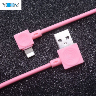 Lightning USB Charging Data Cable with Candy Shape
