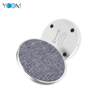 7.5W 10W QI Wireless Fast Charging Wireless Charger