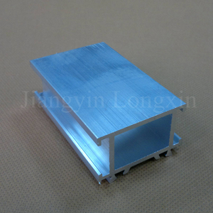 Sliver Anodized Aluminum Profile for Windows