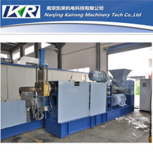 Wasted Plastic Recycling and Granulation Machine/Waste PE Film Plastic Recycling Pelletizing Machine