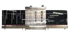 Open Top Automatic Vertical Glass Washing Machine