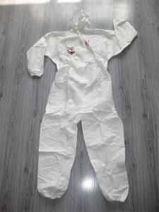 Tyvek Disposable protective work coverall