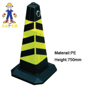 safety cone/road cone/pe traffic cone