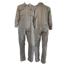 M1111 one piece cotton coveralls supplier