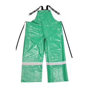 TR-001 Chemical Resistant Waterproof Bib Style Trousers