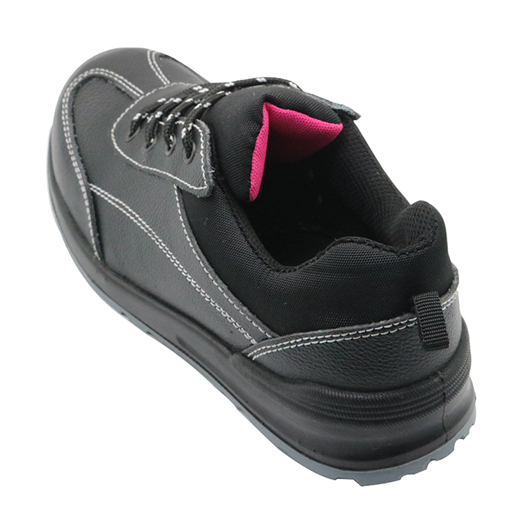 WS001 anti static waterproof S3 safety shoes women