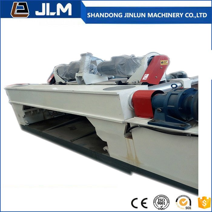 4 Feet Cutting and Peeling Plywood Machine for Veneer