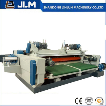 8 Feet Semi-Automatic Plywood Peeling Machine