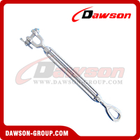 Stainless Steel U.S. Type Turnbuckle Eye & JAW
