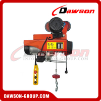 DS-HDGD-200-DS-HDGD-1000 AC Electric Trolley Micro Electric Hoist Series