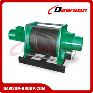 5Ton 10Ton AC Electric Windlass with CE Approval, Heavy Duty Electric Lifting Winches with Steel Wire Rope