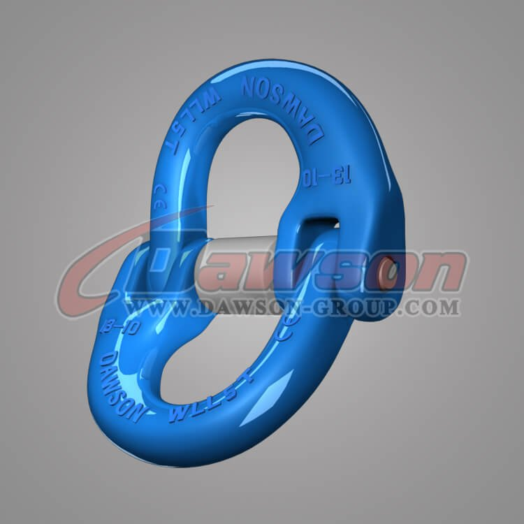 Grade 100 Japanese Type Connecting Link, G100 Chain Connector for Chain Sling - China Manufacturer - Dawson Group Ltd.