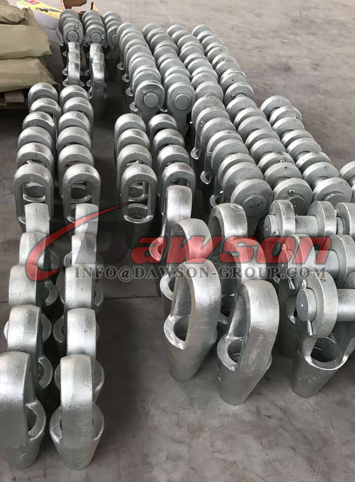 Closed Spelter Sockets for Wire Rope - Dawson Group Ltd. - China Factory