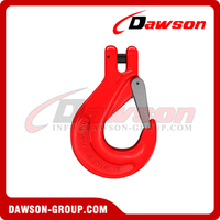G80 / Grade 80 Clevis Sling Hook with Latch