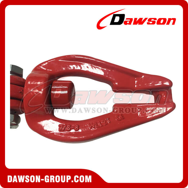 DS930 G80 Swivel Connecor with Roller Sheave for Forestry Logging